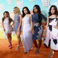A edição de 2016 do Kids' Choice Awards 2015 também teve a presença doFifth Harmony