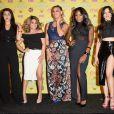 Fifth Harmony brilha noTeen Choice Awards 2015