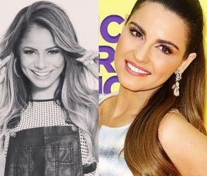 Maite Perroni irá receber Lexa em seu show no Rio de Janeiro