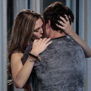 """Em """"Além do Horizonte"""": Celina flagra beijo de William com Lili"""