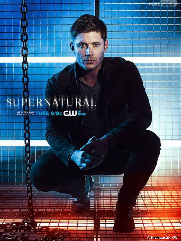 "Dean (Jensen Ackles) terá que segurar as pontas na nova temporada de ""Supernatural""!"