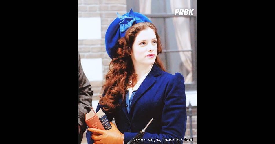 """Jessica DeGouw é Mina Murray, a amada do protagonista de """"Dracula"""""""