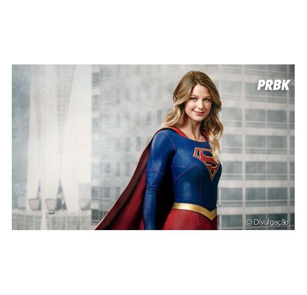 "Em ""Supergirl"", Kara (Melissa Benoist) terá um novo chefe na 2ª temporada!"