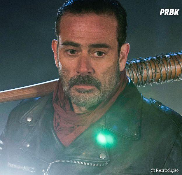"""Em """"The Walking Dead"""": vítima de Negan (Jeffrey Dean Morgan) será revelada no primeiro episódio da 7ª temporada"""