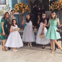 """Final """"Cúmplices de Um Resgate"""": Larissa Manoela publica foto de casamento e faz mistério!"""