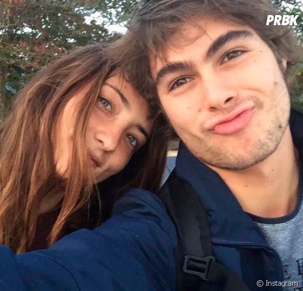 Rafael Vitti no maior love com a Julia Oristanio! Ator se declara no Instagram