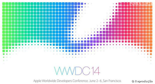 """WWDC"" ocorre entre os dias 02 de junha ao dia 6"