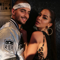"""Anitta surge sensual ao lado de Maluma no making of do clipe """"Sim ou Não""""!"""