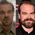 """De """"Stranger Things"""":David Harbour é mais estiloso que o Chief Hopper, né?"""