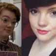 """De """"Stranger Things"""":Shannon Purser e Barb são praticamente duas pessoas diferentes"""