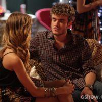 """Em """"Malhação"""": Sidney não supera Sofia e faz pergunta tensa pra ela!"""