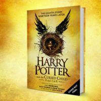 """Livro """"Harry Potter and the Cursed Child"""" ganha data de lançamento no Brasil!"""