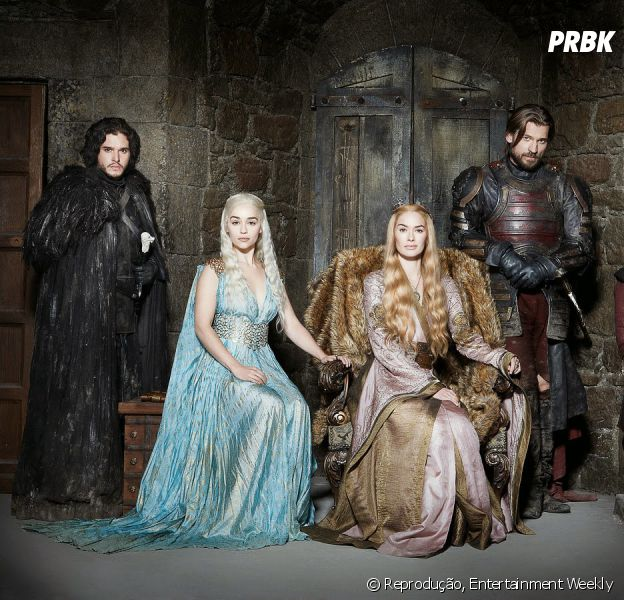 """Porta-voz da HBO confirma que """"Game of Thrones"""" vai acabar na 8ª temporada"""