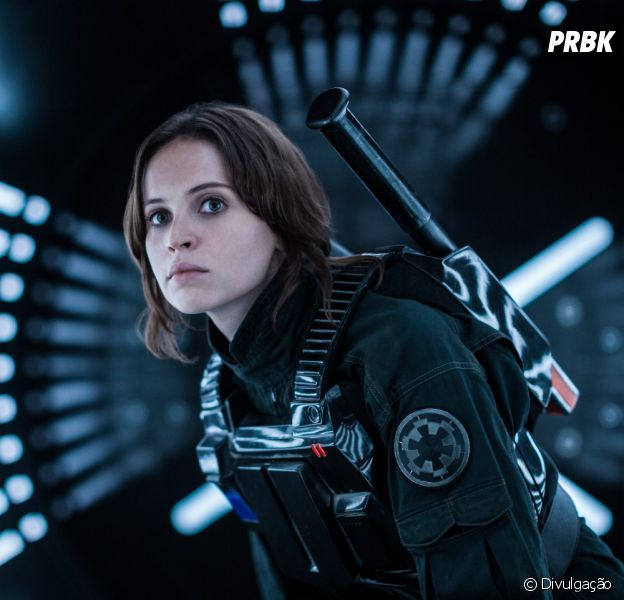 """""""Rogue One"""" é o primeiro spin-off da franquia """"Star Wars"""""""