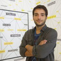 """Em """"Geração Brasil"""", Humberto Carrão muda o visual para viver um hacker"""