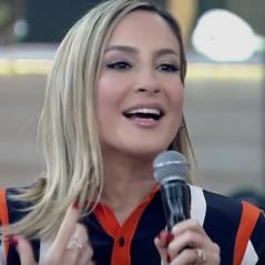 """Claudia Leitte no """"The Voice"""": cantora anuncia volta como jurada no """"Encontro com Fátima Bernardes"""""""