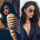 """Demi Lovato ou Shay Mitchell, de """"Pretty Little Liars""""? Qual novo visual da semana é o seu favorito?"""