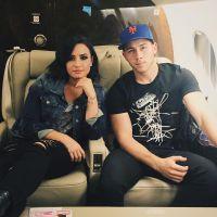 """Demi Lovato publica diário da """"Future Now Tour"""", com Nick Jonas, no Twitter. Confira!"""