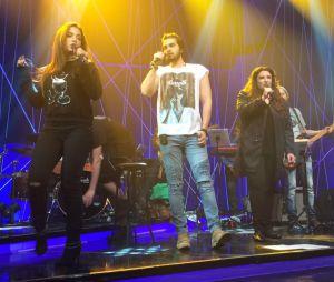 """Anitta e Luan Santana cantam juntos no """"Música Boa Ao Vivo"""""""