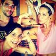 Fim de semana de muita diversão para Bruno Gagliasso e Giovanna Ewbank em Fernando de Noronha