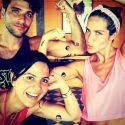 Bruno Gagliasso e Giovanna Ewbank vão viver casal de playboy e stripper em filme