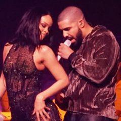 Rihanna e Drake no maior love! Cantores ficam juntos, trocam carinhos em boate e shippers piram!