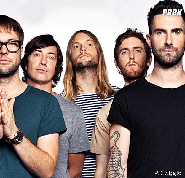 Maroon 5 marca seis datas de shows no Brasil