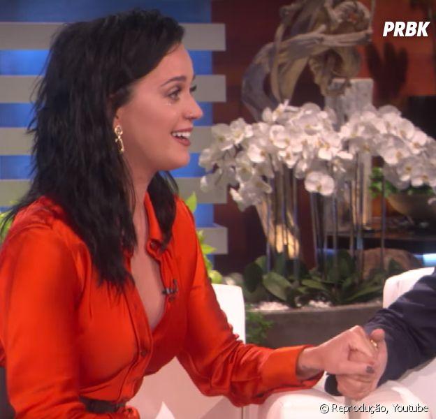 Katy Perry surpreende fã sobrevivente do massacre na boate pulse no programa da Ellen DeGeneres