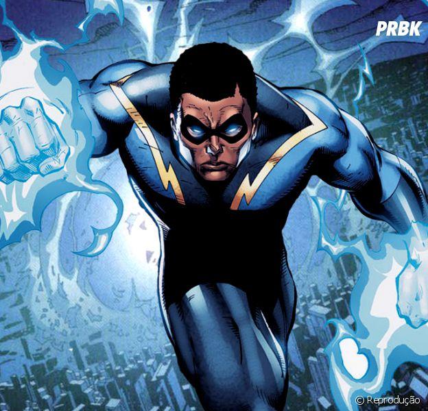 "Da DC Comics, ""Raio Negro"" vira série da Fox!"