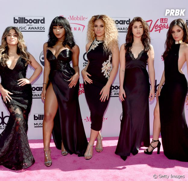 "Integrantes do ""Fifth Harmony"" passam por crises durante os shows da banda"