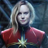 """De """"Capitã Marvel"""", Brie Larson mostra empolgação com papel: """"Quero ser símbolo para as mulheres"""""""