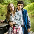 """Isabelle Drummond e Chay Suede farão par romântico na primeira fase de """"A Lei do Amor"""""""