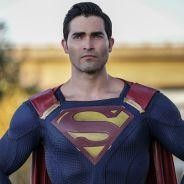 """Em """"Supergirl"""": Superman (Tyler Hoechlin) aparece com e sem uniforme em novas fotos!"""