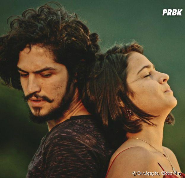 """Novela """"Velho Chico"""": Miguel (Gabriel Leone) e Olívia (Giullia Buscacio) vão transar de novo!"""