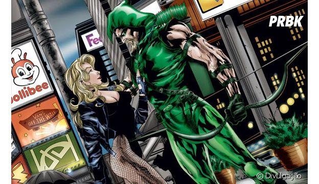 Arqueiro Verde e Canário Negro ganharam o coração dos leitores de quadrinhos