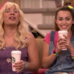 """Miley Cyrus, do """"The Voice US"""", dança e surpeende fãs com participação divertida em programa de TV"""