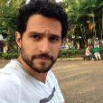 """Fernando Belo interpretou o noivo da personagem de Isabelle Drummond em """"Sete Vidas"""""""