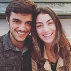 """Felipe Simas, da """"Dança dos Famosos"""", anuncia que vai ser pai outra vez e comemora no Instagram"""
