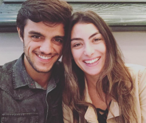 Felipe Simas anuncia que vai ser papai novamente no Instagam e fãs piram nas redes sociais