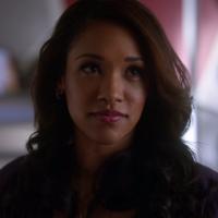 """Em """"The Flash"""": na 3ª temporada, Iris (Candice Patton) passa por mudança radical no """"Flashpoint""""!"""