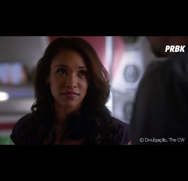 """Em """"The Flash"""", Iris (Candice Patton) passará por mudança no """"Flashpoint"""", segundo atriz"""