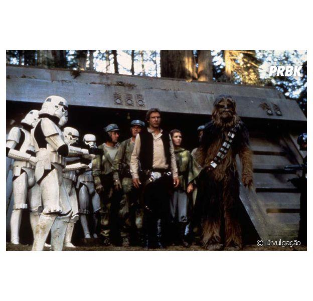 "A franquia ""Star Wars"" estará disponível na Netflix"