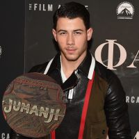 """Nick Jonas em """"Jumanji 2"""": Dwayne Johnson dá as boas-vindas ao astro no Instagram!"""
