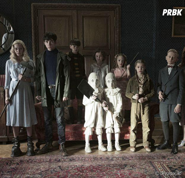 """""""O Lar das Crianças Peculiares"""" tem comando de Tim Burton, diretor de """"Grandes Olhos"""""""