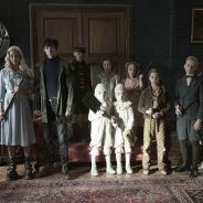 """De """"O Lar das Crianças Peculiares"""": filme de Tim Burton é o novo líder de bilheteria nos EUA!"""