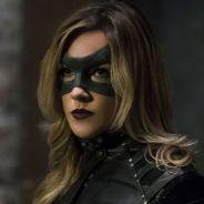"""Em """"Arrow"""": na 5ª temporada, Canário Negro volta """"sã e salva"""", segundo produtora!"""
