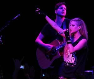 O público não ficou parado no show de Avril Lavigne
