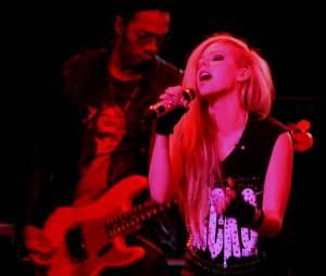 A cantora Avril Lavigne traz sua turnê para o Brasil