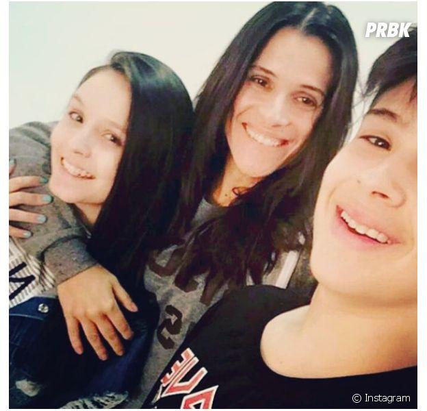 """Ingrid Guimarães diz que está shippando Larissa Manoela e João Guilherme Ávila! Atriz da Globo vai contracenar com a dupla no filme """"Fala Sério, Mãe"""""""