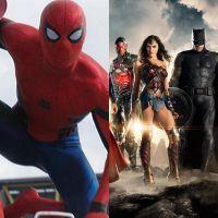 """Filme """"Homem-Aranha"""" ou """"Liga da Justiça"""", qual o mais aguardado pelo público?"""